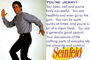 You're Jerry!